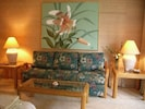 Tropical Decor in condo