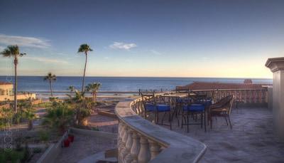 Welcome to Corazon de Cortez on Sandy Beach! The  margarita deck.