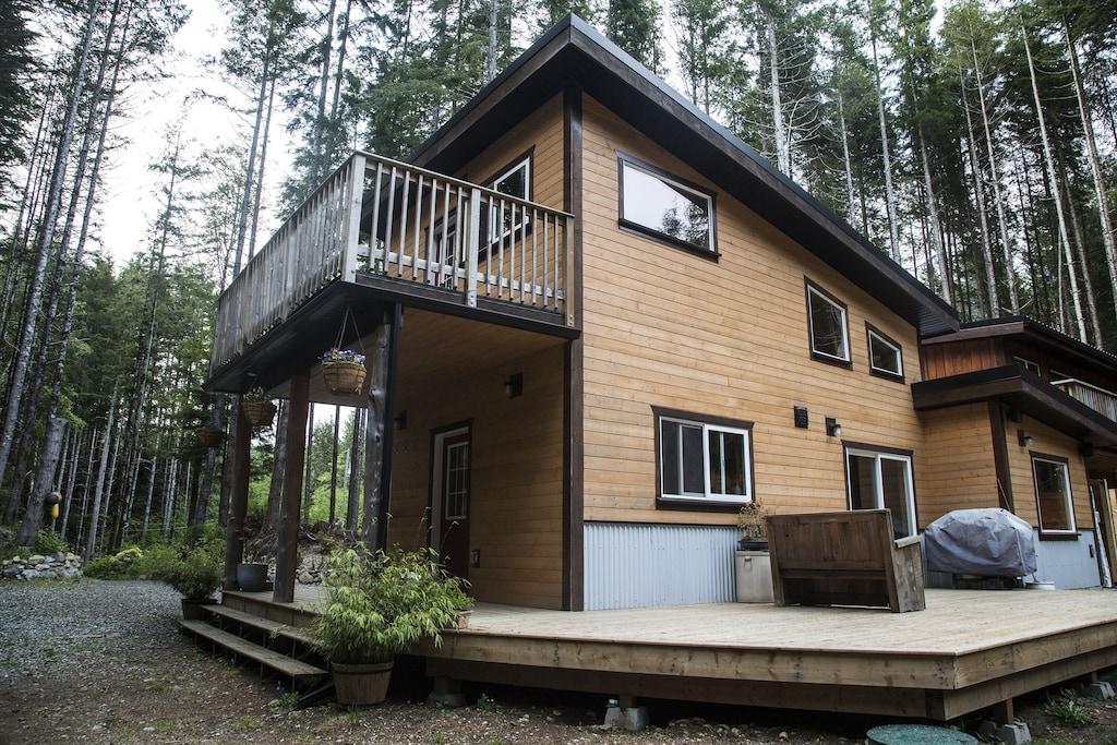 jordan river cabin bc