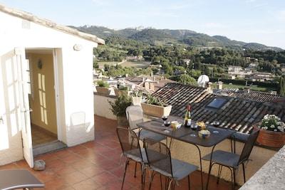 Sablet, Vaucluse (département), France