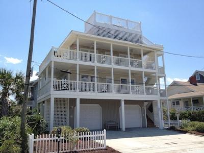 A Great Beach House!
