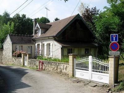 Montmacq, Département Oise, Frankreich