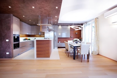 """Modern and contemporary living here at """"Residence Sala Comacina"""" apartment 3"""