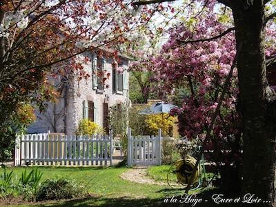 Saint-Lubin-de-la-Haye, Eure-et-Loir, France