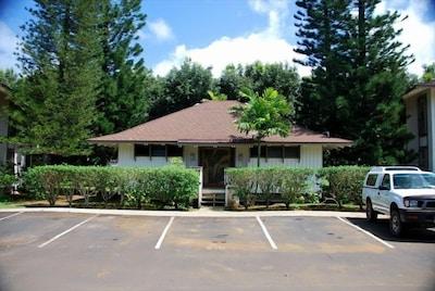 Kalihiwai, Hawaï, États-Unis d'Amérique