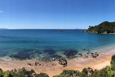 Little Bay, Waikawau, Waikato, New Zealand
