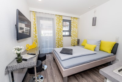 Business-Apartment im Apartmenthaus in Bensheim