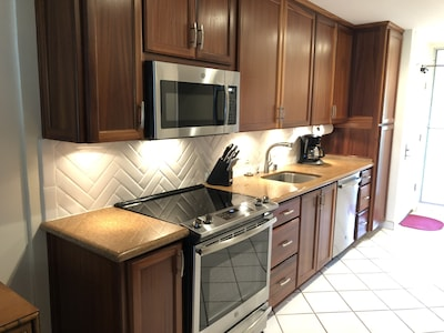 New kitchen and appliances 2019