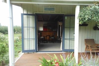 North Door to Lounge