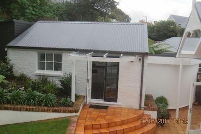 Cottage in Quiet Garden