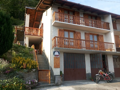 Sampeyre, Piedmont, Italië