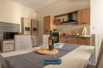 Apartamento nuevo de una habitación con entrada independiente.