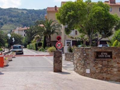 résidence Collioure