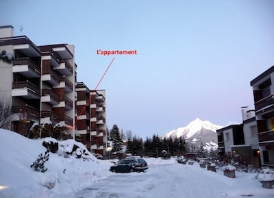 Leysin Ski Resort, Leysin, Canton of Vaud, Switzerland