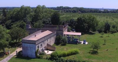 Le Rigalet, Gauriac, Gironde, France