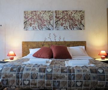 ROMA - Appartamento BiancoCancello a Sacrofano - Room Eleonora