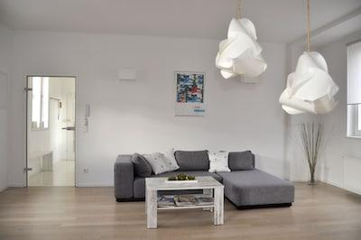 neues Sofa ! 2 Einzelbetten oder Doppelbett b=165cm