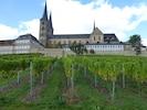 St.Michael mit Bambergs einzigem Weinberg