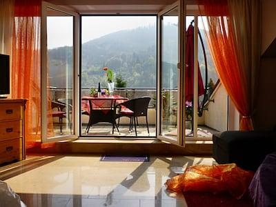 Die gemütliche Ferienwohnung in Bernkastel-Kues mit Liebe zum Detail