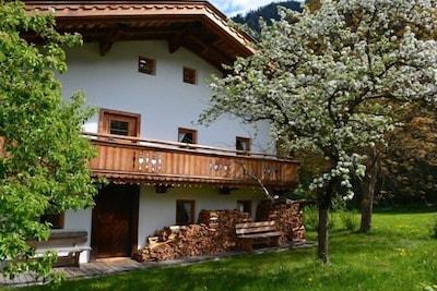 Erlebnisbad Mayrhofen, Mayrhofen, Tirol, Österreich