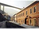 Hausfront Winter