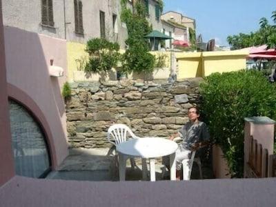 Terrasse rez-de-chaussée