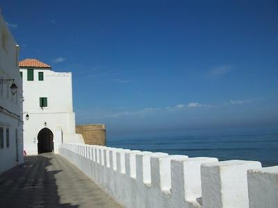 Asilah, Région de Tanger-Tétouan-Al Hoceïma, Maroc