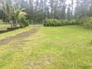 Large Fenced in yard