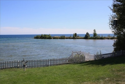 Anclam Beach Park, Baileys Harbor, Wisconsin, United States of America