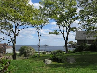 Phare de Cape Elizabeth, Cape Elizabeth, Maine, États-Unis d'Amérique