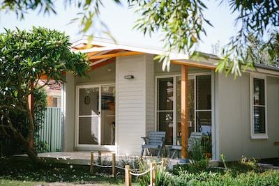 Phare de Norah Head, Norah Head, Nouvelle-Galles-du-Sud, Australie