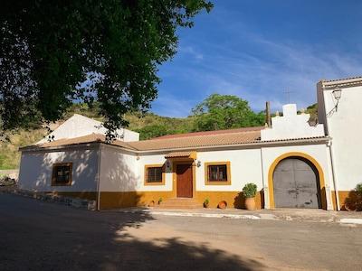 Huelma, Andalusië, Spanje