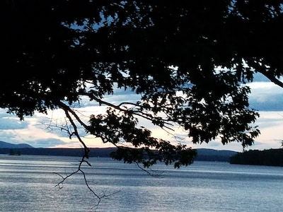 Sleepers Island, Alton Bay, New Hampshire, United States of America