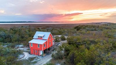 Cedar Island Coastal Cottage