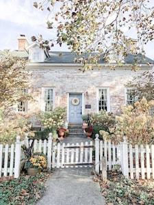 Site historique Bryn Du Mansion, Granville, Ohio, États-Unis d'Amérique