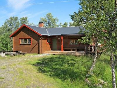 Muscox senteret, Tannas, Jämtlands län, Sverige