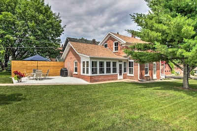 This Wabasha, Minnesota home is calling your name.