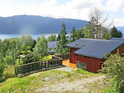 Hyllestad, Vestland, Norwegen
