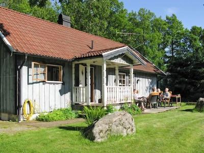 Ängasjö, Östra Frölunda, Comté de Västra Götaland, Suède