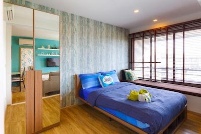 Baan SanNgam Cha-am_CDC 2-Bedrooms Apt.