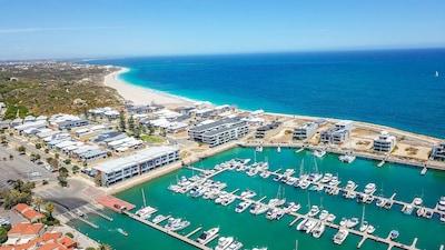 Luxury Waterfront Prom Retreat