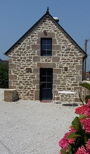Montfarville, Manche, France