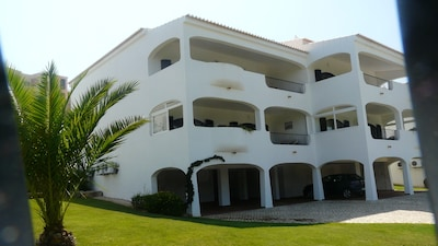 Detached Block of 4 Apartments with dedicated parking and large front terrace