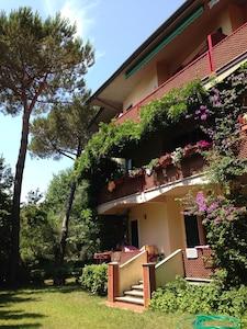 Poveromo, Massa, Toscane, Italie