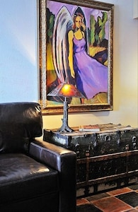 Fine antiques, original art, and treasures collected from around the world.