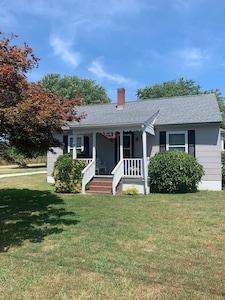 Cape Charles, Virginie, États-Unis d'Amérique