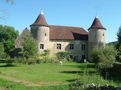 Lantenne-Vertière, Doubs, France