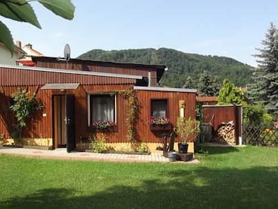 Bode Gorge, Thale, Saxony-Anhalt, Germany