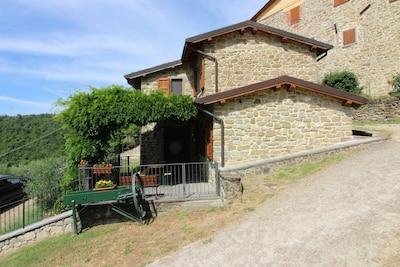 Pratovecchio Stia, Tuscany, Italy