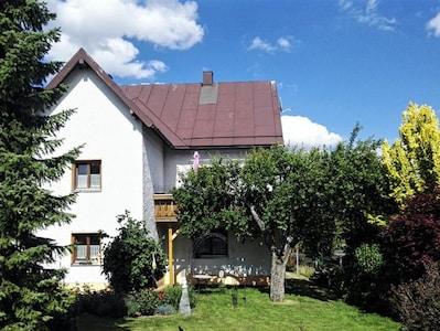Neubau, Fichtelberg, Bavaria, Germany
